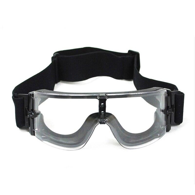 Prix pour Lunettes de sécurité Tactique Lunettes Airsoft Ski lunettes de Soleil Lunettes Lunettes Moteur Lunettes Cyclo Protection Des Yeux