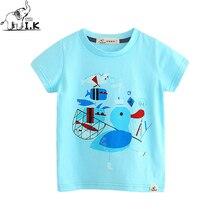 I. K 2018 neue ankunft Kinder Baby Kleinkind T-shirt Blaue Ente shorts T-shirts Kinder Top Sommer Kostüm DT26001D