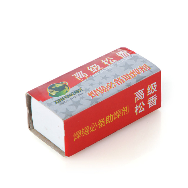 Carton Rosin For Electric Soldering Iron Soft Solder Welding Fluxes Scaling Powder