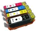 Для HP Чернил Принтера с Чипом для HP 655, чернильный Картридж для HP deskjet 3525 4615 4625 для HP655 CZ109AE CZ110AE CZ111AE CA112AE
