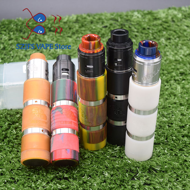 Sob Mod Kit 18650 Battery Vaporizer Mechanical Vape Electronic Cigarette Kit Vs Avidlyfe Mod Sxk Vindicator 25 Mod Vs GEN 25