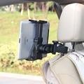 """Universal Del Montaje Del Coche Reposacabezas Soporte para Tablet PC 7 """"-11.6""""/para ipad pro air 2/para samsung galaxy tab s2 sostenedor del asiento de coche"""