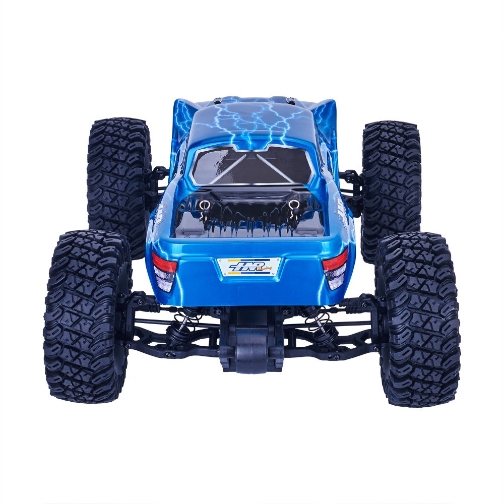 HNR MARS Pro H9801 1/10 2.4G 4WD Rc Car 80A ESC Brushless Motor Off Road Monster Truck RTR Toy For Children Birthday Gift цены