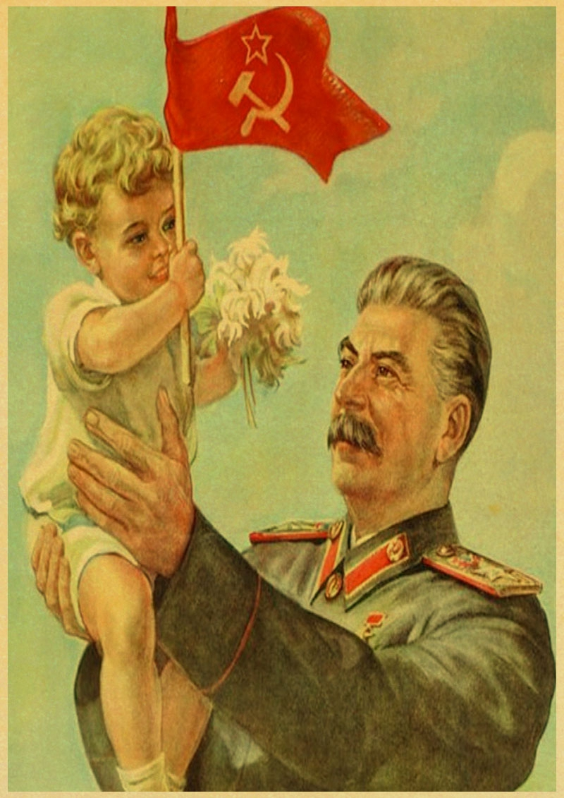 Открытки о сталине, картинки