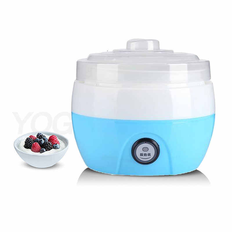 Electric Yogurt Maker Yoghurt DIY Tool Kitchen Appliances Automatic Liner Material Stainless Steel Yogurt Maker