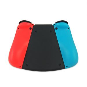 Image 4 - 5 ב 1 מחבר חבילה עבור Nintend מתג לשמחה קון Gamepad משחק בקר שמאל + ימין ABS יד גריפ מקרה ידית מחזיק כיסוי