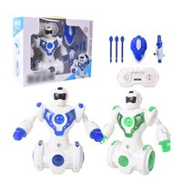 Intelligent Remote Control Robot Early Education Electric Singing Infrared Puzzle Remote Control Children Intelligent Robot