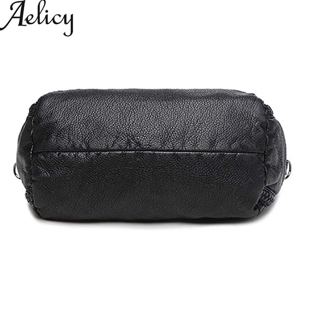 b6a66304fa90 Fashion aelicy women large soft leather handbags ladies jpg 1000x1000 Soft  leather handbags purses