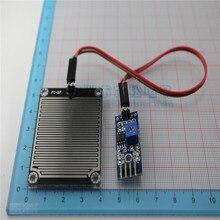 5PCS,Raindrops Detection sensor module rain module weather module Humidity For Arduino