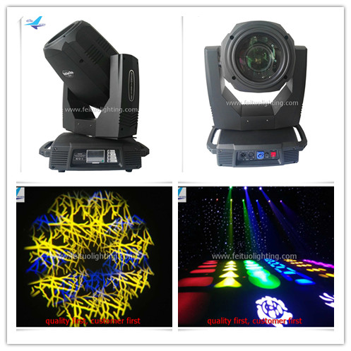 A-2x YODN 350W 17R Beam Light 6prism and 8prism,Latest beam light stage lighting wash spot zoom beam