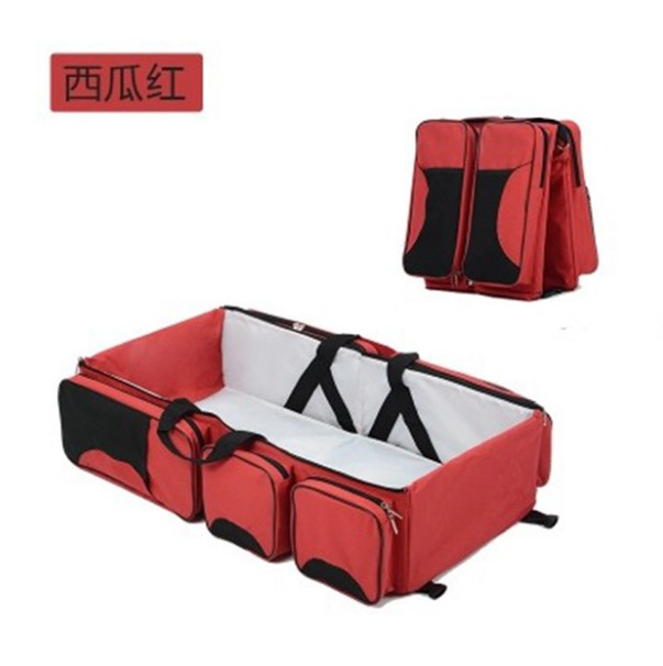 Newborn Sleep Bed Travel Bed For Baby 74cm*35cm*18cm High Quality Baby Bed Portable Foldable Baby Crib