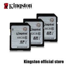 Kingston Camera card Class 10 SD card  UHS-I Card SD10VG2-16G/32G/64G/128G