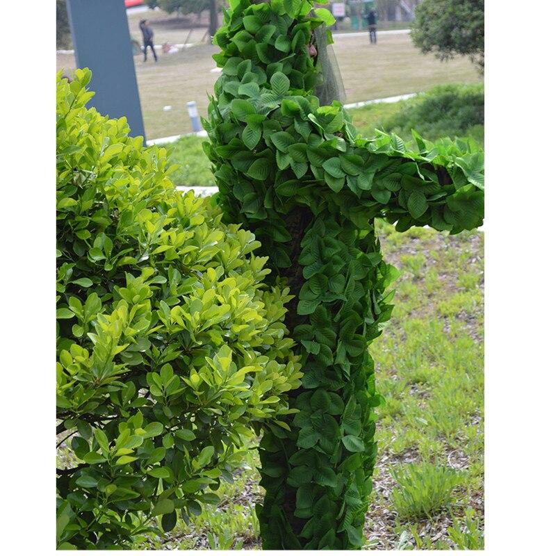 Chasse en plein air oiseau observation Jungle feuille Camouflage Ghillie costumes lumière CS tir entraînement dessus respirants pantalons ensemble vêtements
