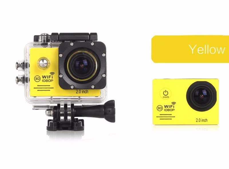 פעולה המצלמה Wifi 2.0