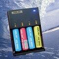 26650 18650 Cargador de Batería Universal Original Golisi G2 G4 vs I2 Nitecore I4 Inteligente Digicharger para elektronik sigara