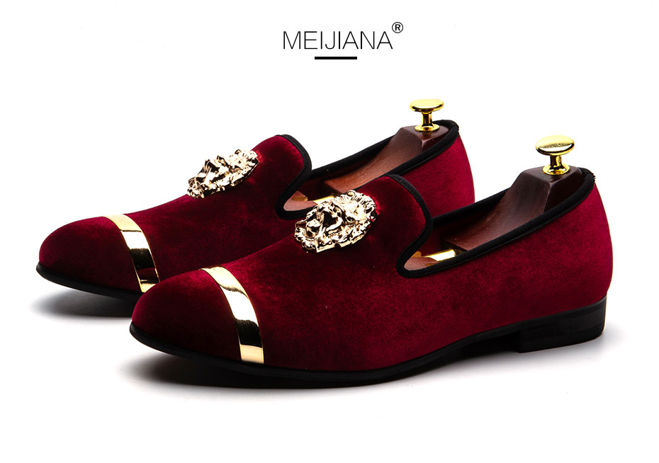 HTB1mFV7X6DuK1Rjy1zjq6zraFXab MEIJIANA New Big Size Men's Loafers Slip on Men Leather Shoes Luxury Casual Fashion Trend Brand Men's Shoes Wedding Shoes