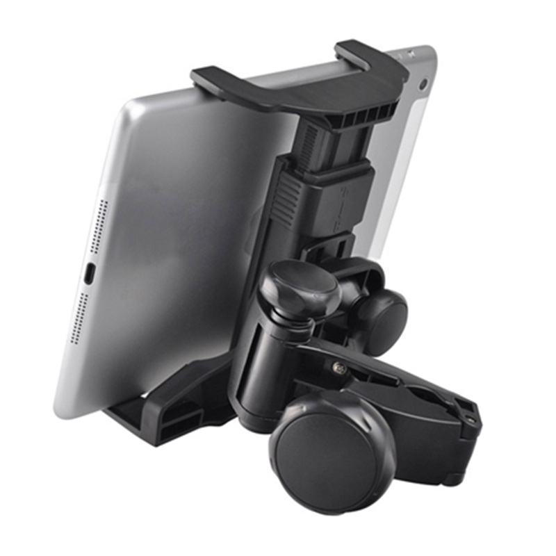tablet holder 360 Rotating Headrest Mount PC Stand car back seat support 7'' 8''