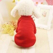 Свитер для собак, одежда для маленьких собак, зимняя хлопковая одежда для собак, пальто для щенков, одежда для чихуахуа, одежда для собак, теплая одежда