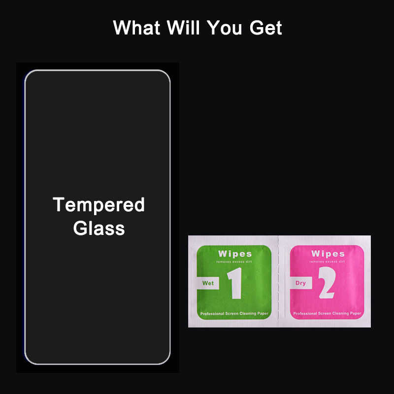 プレミアム HD 強化ガラススクリーンプロテクター保護 Huawei 社 8E 名誉 8X 7X 7A 7C 6A ノヴァ 3E 3i 2 2 s プラスメイト 9 10 lite プロ