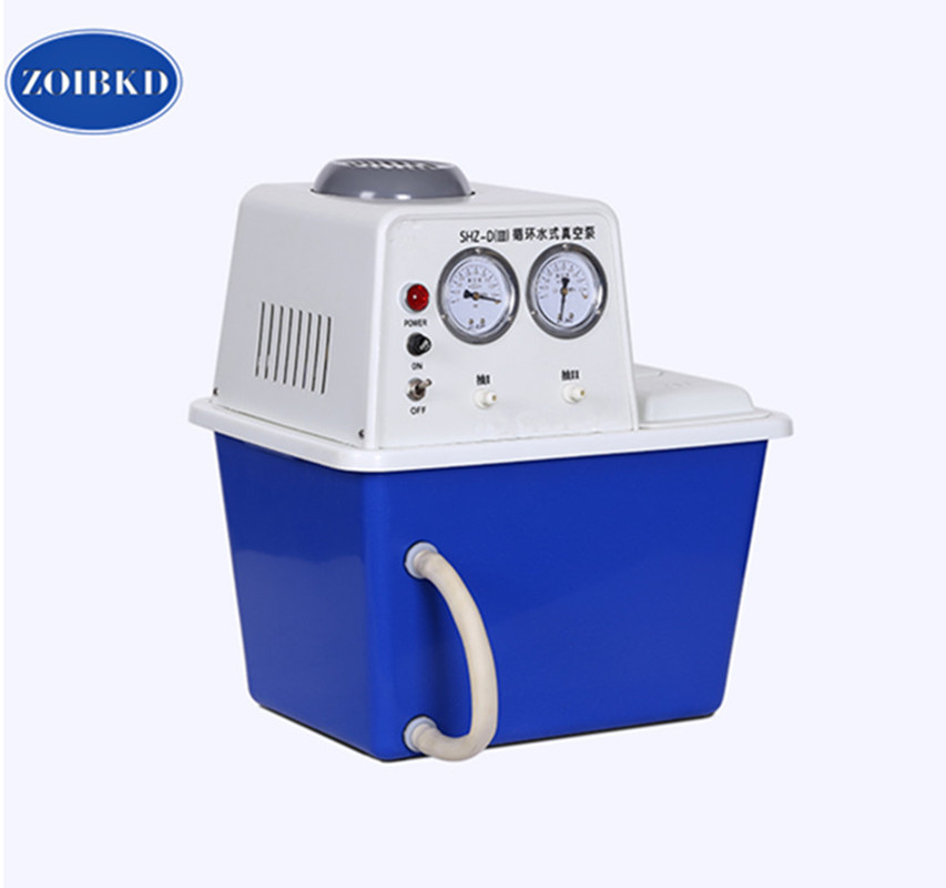 Laboratory Supporting Equipment Multi Functional Circulating Water Vacuum Pump/Water Ejector Vacuum Air Pump