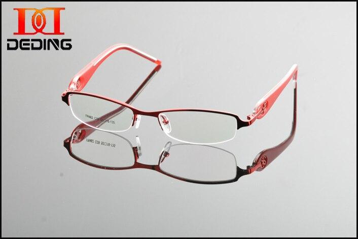 2015 Desain Baru Wanita Bisnis Fashion Bingkai Miopia Komersial Kacamata  Bingkai Perempuan Bingkai Optik Untuk lensa Myopa DD0862 f45ffdfcc2