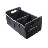 Car Accessories Trunk Tidying Storage Box Organizer Bag For BMW X1 X3 E83 X5 E70 X6 E71 E87 E60 E61 E90 F20 F30 F10 F16 E92 E91