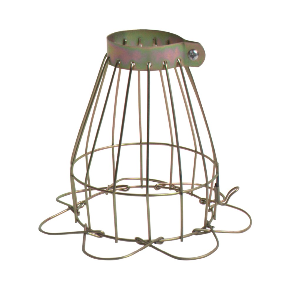 Retro industrial iron bird cage lampshade edison bulb cover retro industrial iron bird cage lampshade edison bulb cover antique factory wire steel lampshade pendant light lamp guard in lamp covers shades from keyboard keysfo Images