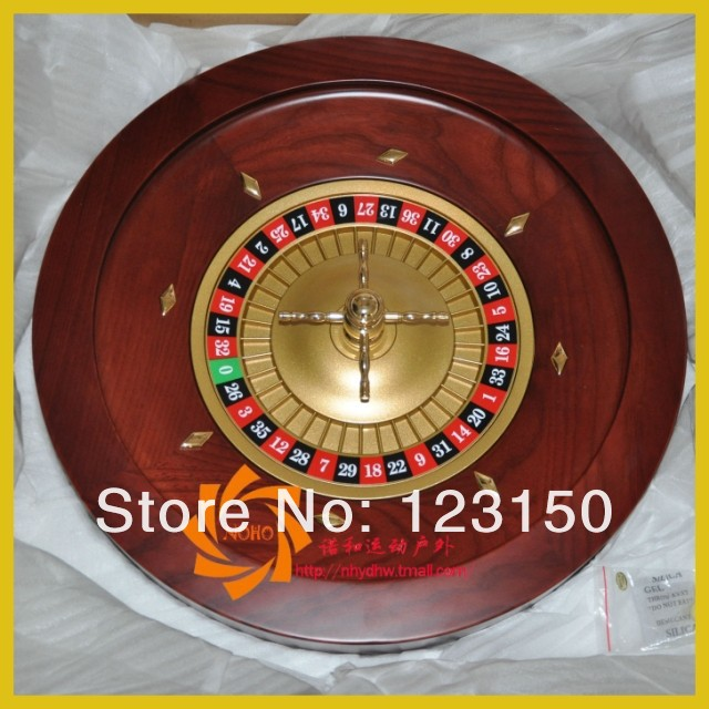 RS-008  Free shipping 1pc quality 18 inch wooden roulette wheel, Diameter 45cmRS-008  Free shipping 1pc quality 18 inch wooden roulette wheel, Diameter 45cm