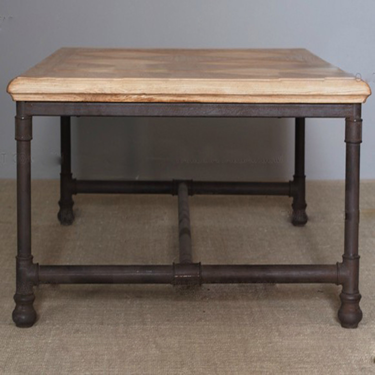 excellent natural home of american retro american retro style industrial furniture desk