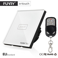 FUNRY ST2 EU Standard 1 Gang Remote Switch Smart Control On Off For Smart Home Smart