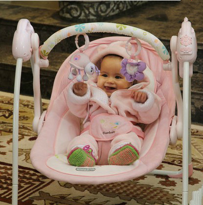 Baby cradle electric rocking chair bed baby cradle swing chair rocking chair rocking bed 2017 new babyruler portable baby cradle newborn light music rocking chair kid game swing
