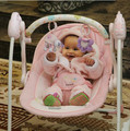 Baby cradle electric rocking chair bed baby cradle swing chair rocking chair rocking bed
