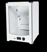3D printer parts Ultimaker 2 extended 3d printer assemble frame aluminum composite plate 6mm thickness housing good quality