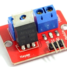 0-24 в топ Mosfet Кнопка IRF520 драйвер MOS модуль для MCU ARM Raspberry Pi IRF520 драйвер MOS плата для Arduino Diy Электронный