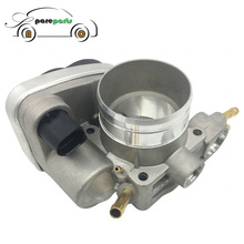 LETSBUY 408238223003Z New Throttle Body 52mm Boresize High Quality Assembly For V W PASSAT AUDI A4 OEM Number 06B133062P