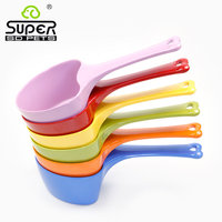 Original Brand Melamine Pet Food Measuring Cup Scoop Shovel Shovel Shaped Dog Cat Dog Food Spoon