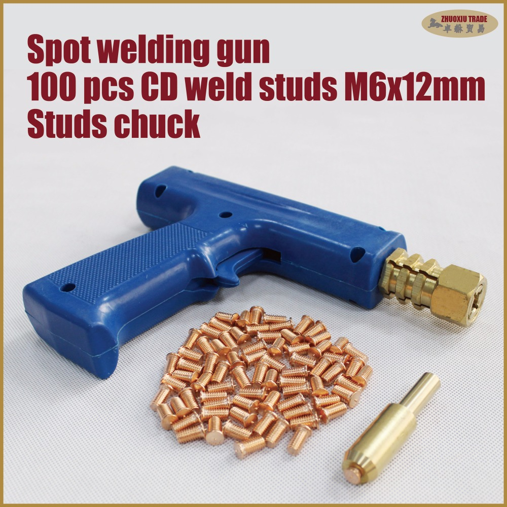 Autospotter Stud Welder Dent Pulling System Spot Welding