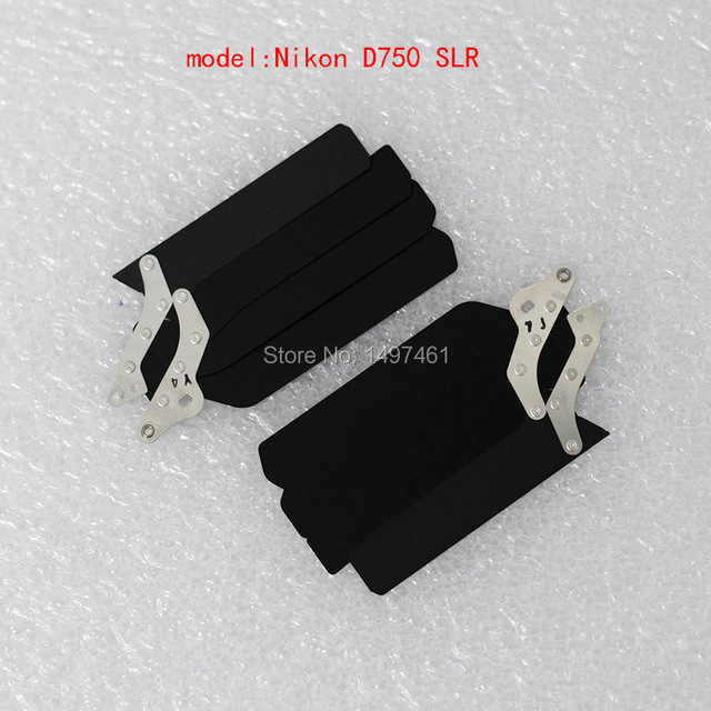 니콘 d750 slr에 대한 새로운 정품 셔터 블레이드 커튼/셔터 블레이드 수리 부품