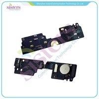 10 pçs/lote microfone + microfone teclado cabo Flex peças de substituição para Oneplus dois 2 A2001 A2003 A2005