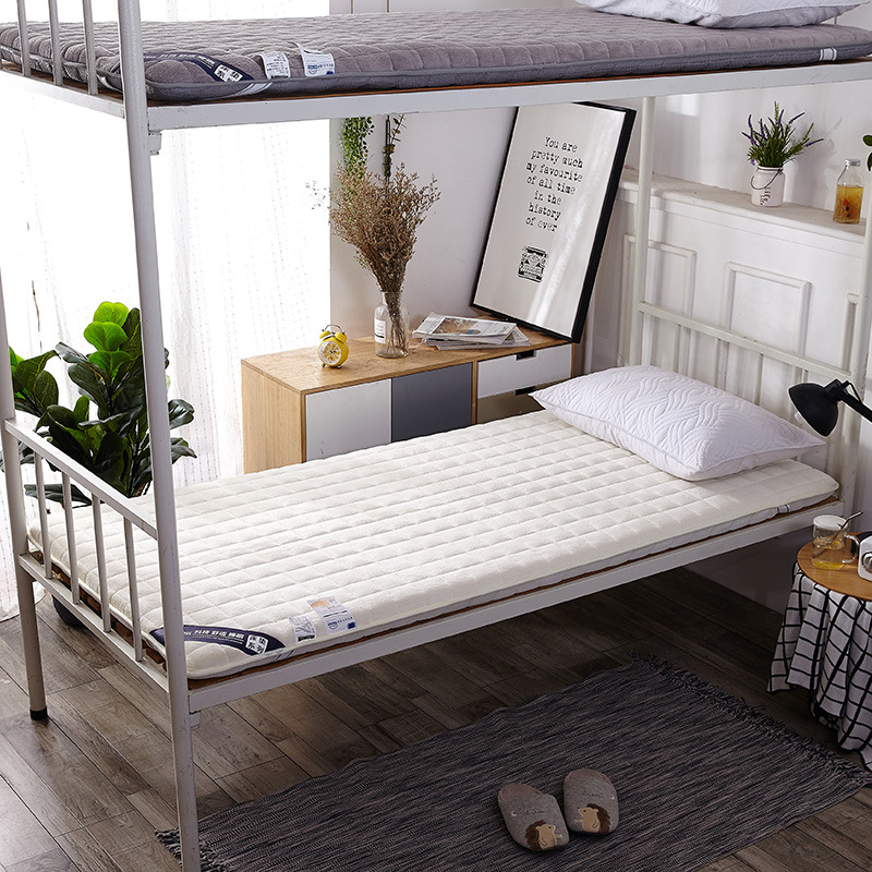 SongKAum New Fashion High Quality Thick Warm Comfortable Tatami Flannel 3D Cotton Double-sided Mattress
