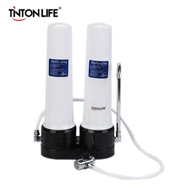 Hochwertig TINTON LEBEN Wasserfilter Wasserhahn Wasserfilter Haushaltswasserfilter  Wasserfilter 640x640 Top Ergebnis 10 Best Of Kalkfilter