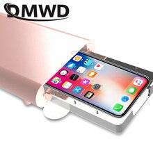DMWD зубная щетка нижнее белье мобильный телефон MP3 УФ стерилизатор ультрафиолетовое дезинфицирующее средство мини дезинфицирующее средство USB Арома диффузор коробка для благовоний