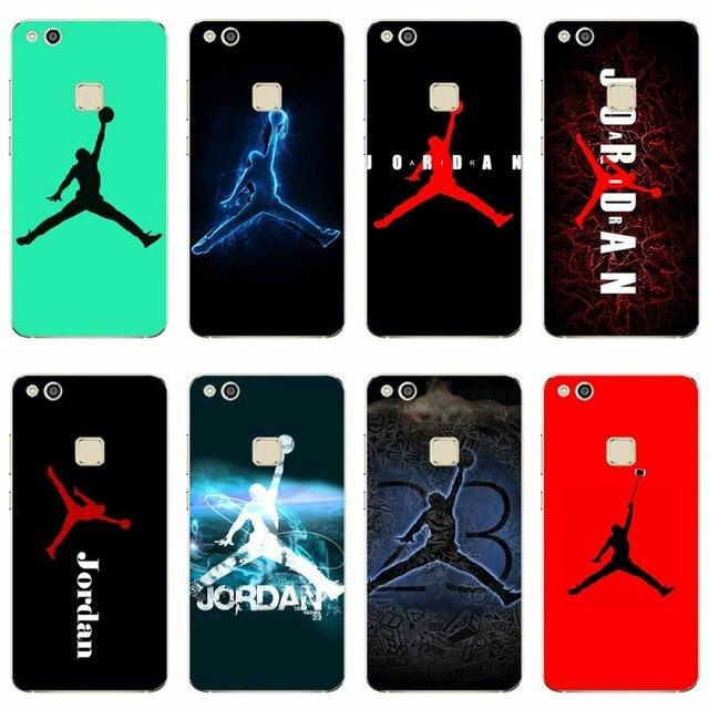 b45bee4636c1ad Fashion Michael Jordan Cover Soft Silicone TPU Phone Case For Huawei Mate 9  10 Por P9 P10 P20 Plus P9 P10 P20 Lite Honor V9 9