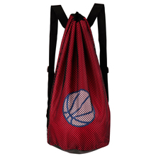 2019 New Arrival Outdoor Trainning Bag Large Capacity Sport Drawstring Bucket Bags Waterproof Backpacks For Football Basketball