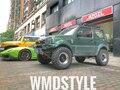 Jimny 15 дюймов Ретро литые диски ET-20 аксессуары для стайлинга автомобилей