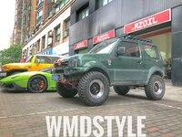 Jimny 15inch Retro Alloy Wheels Rims ET 20 Car Styling Accessories