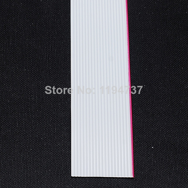 10meter 20 Pin 1.27mm Spacing 2.54mm Pitch 20p Extension Flat grey Ribbon Cable Wires For Raspber PI GPIO