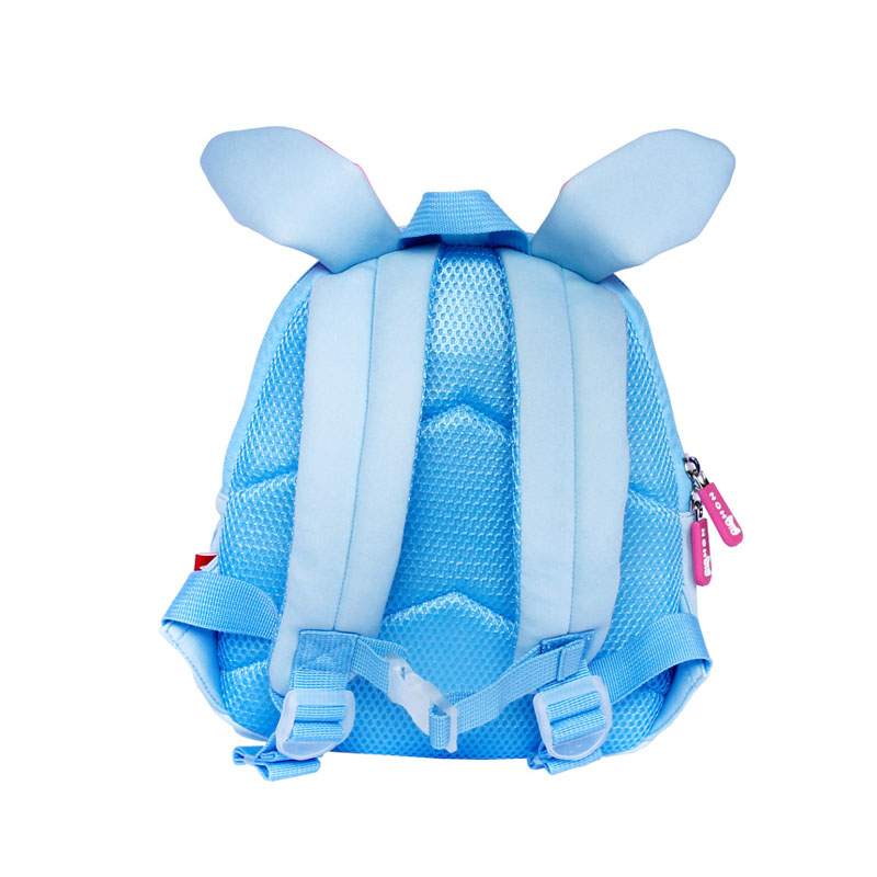 NOHOO Little Kids Children s School Bags Backpacks 3D Cartoon Rabbit Small  Backpack Toddler Baby Girls School for 2 4 Years Old-in School Bags from  Luggage ... 787d30dce2880