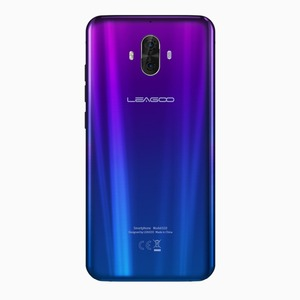 Image 3 - LEAGOO S10 6GB 128GB Display Fingerprint Mobile Phone 6.21 Android 8.1 Helio P60 Octa Core Wireless charge Dual SIM Smartphone