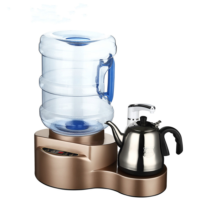 Instant Hot Water Dispenser Pump Gallon Drinking Machine 1L Stainless Steel Electric Kettle Teapot Boiler Mini Tea Bar EUInstant Hot Water Dispenser Pump Gallon Drinking Machine 1L Stainless Steel Electric Kettle Teapot Boiler Mini Tea Bar EU